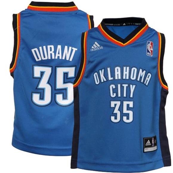 6a8261dbf Oklahoma City Thunder Kevin Durant adidas Jersey